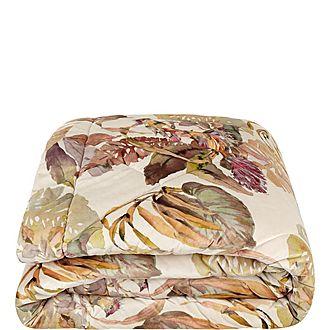 Birds of Paradise Bed Spread