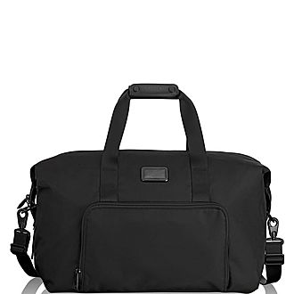 Alpha Expandable Satchel Bag
