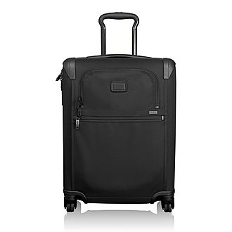 Alpha International 4-Wheel Slim Case