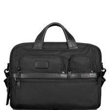 Alpha T-Pass Briefcase