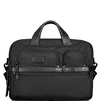 Alpha T-Pass Briefcase