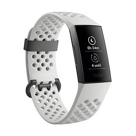 Charge 3 Graphite Fitness Tracker, ${color}