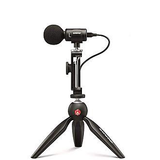 Mv88+ Video Kit Digital Stereo Condenser Microphone