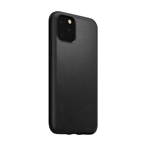 Rugged Leather iPhone 11 6.1 Case, ${color}
