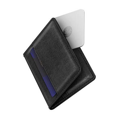 Slim Leather Tile Cardholder, ${color}