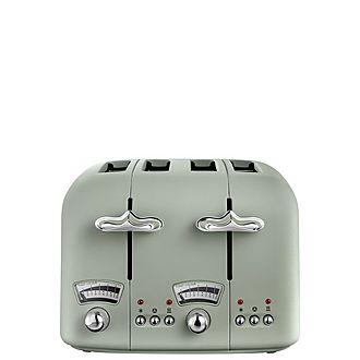 Argento Flora Toaster