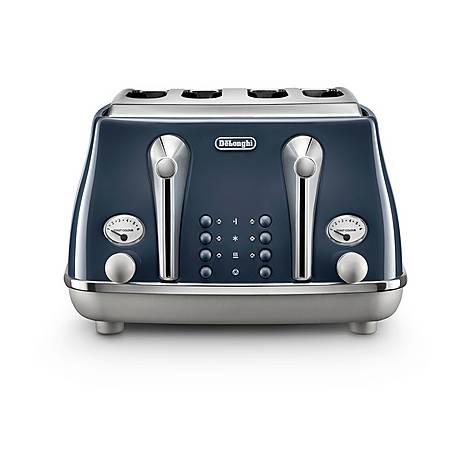4-Slice Icona Capitals Toaster, ${color}