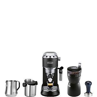 Pump Coffee Machine Combi Pack