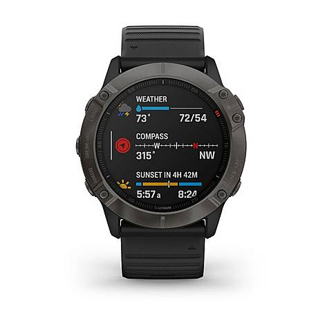 Fenix 6X PRO GPS Smart Watch, ${color}