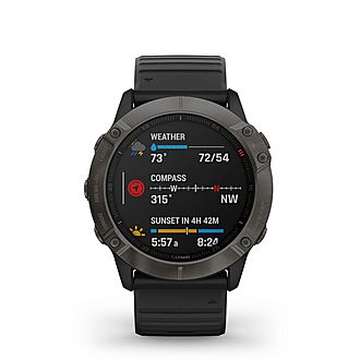 Fenix 6X PRO GPS Smart Watch
