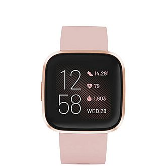 Versa 2 NFC Copper Rose