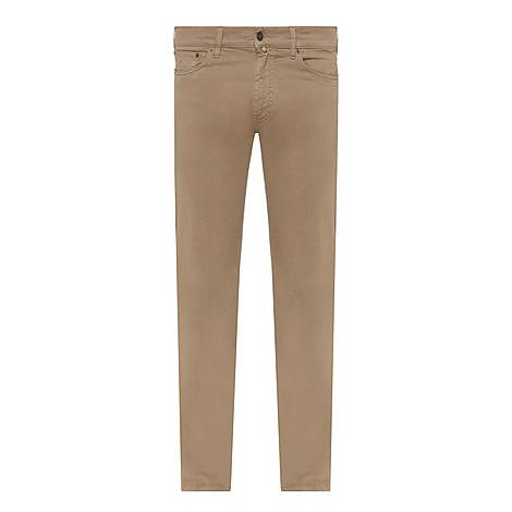 Regular Straight Fit Chinos, ${color}