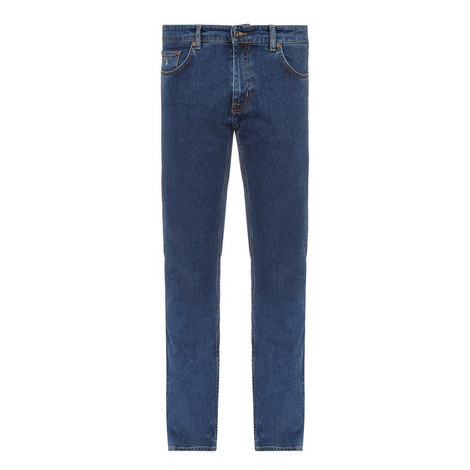 Jason Straight Fit Jeans, ${color}