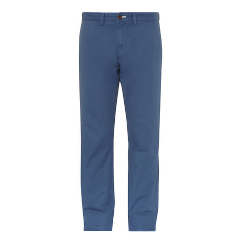 Regular Fit Cotton Chinos, ${color}