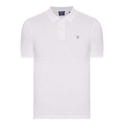 Cotton Polo Shirt, ${color}