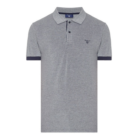 Oxford Piqué Polo Shirt, ${color}