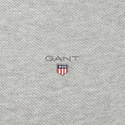 Cotton Piqué Half-Zip Sweater, ${color}