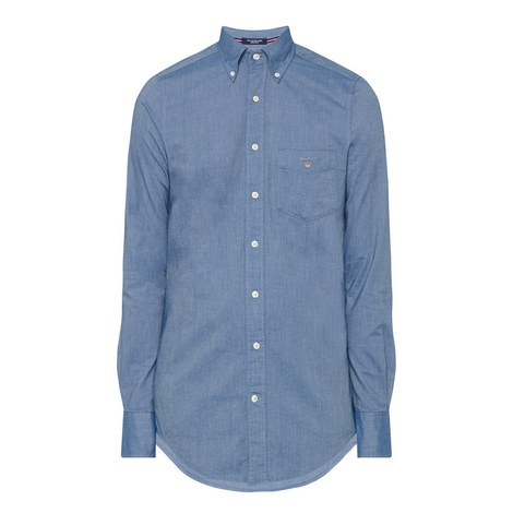 The Oxford Chambray Shirt, ${color}