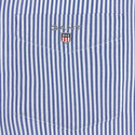 Striped Cotton Shirt, ${color}
