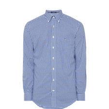 Check Cotton Shirt