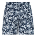 Lily Hibiscus Print Swim Shorts, ${color}