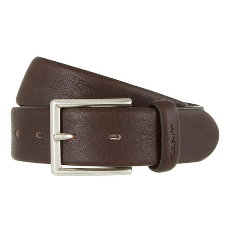 Classic Buckled Belt, ${color}