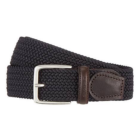 Elastic Braid Belt, ${color}
