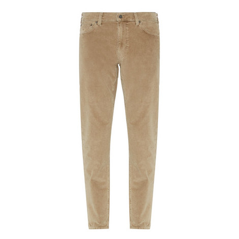 Regular Fit Corduroy Trousers, ${color}