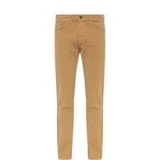 Five-Pocket Moleskin Jeans