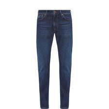 Regular Fit Straight Leg Jeans