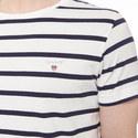Breton Stripe Crew Neck T-Shirt, ${color}