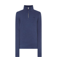 Sacker Half-Zip Sweatshirt