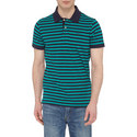 Feeder Stripe Piqué Polo Shirt, ${color}
