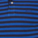 Feeder Stripe Piqué Polo Shirt, ${color}