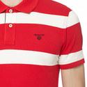 Striped Polo Shirt, ${color}