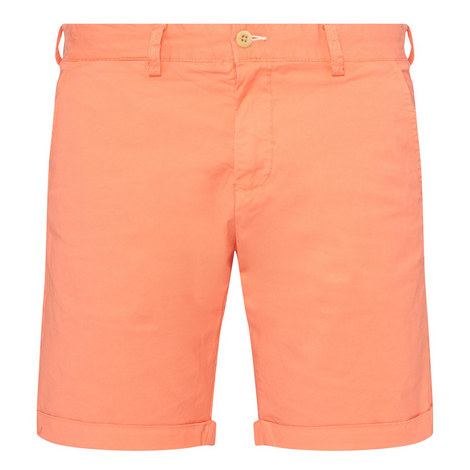 Turn-Up Chino Shorts, ${color}