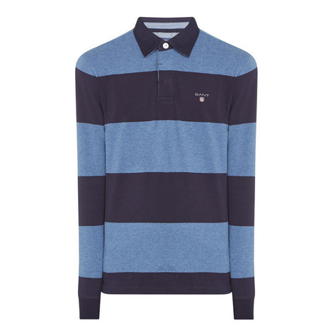 Bar Stripe Rugby Shirt, ${color}