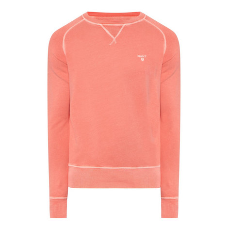 Crew Neck Sweatshirt, ${color}