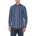 Poplin Check Shirt, ${color}