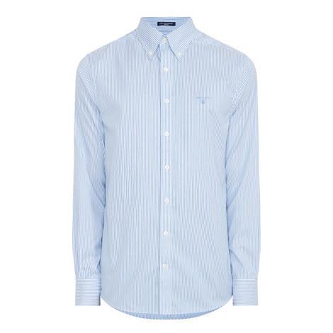 Stretch Poplin Shirt, ${color}