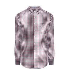 Gingham Oxford Shirt