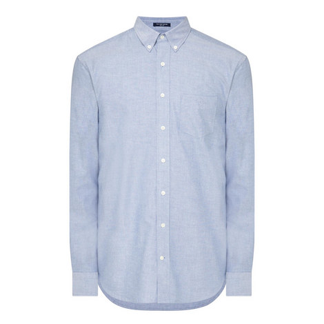 Tech Prep Oxford Shirt, ${color}