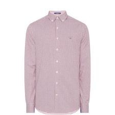 Tech Prep Gingham Oxford Shirt