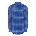 Tech Prep Oxford Check Shirt, ${color}