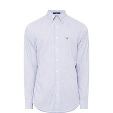 Stripe Slim Fit Oxford Shirt