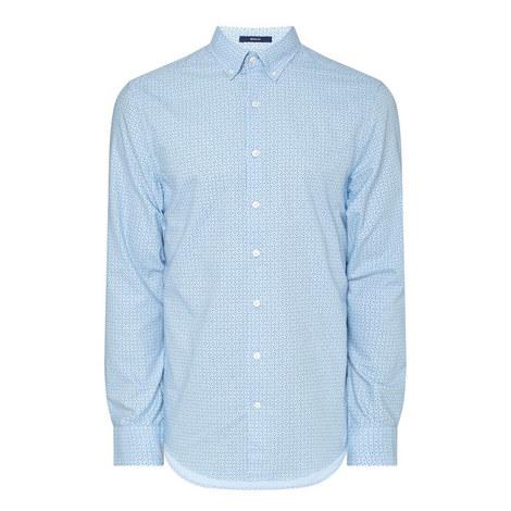 Micro-Dot Diamond Shirt, ${color}