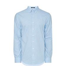 Micro-Dot Diamond Shirt