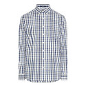 Gingham Check Shirt, ${color}
