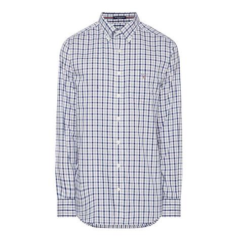 Check Long Sleeve Shirt, ${color}
