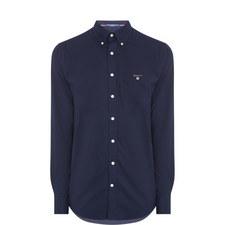 Broadcloth Plain Shirt